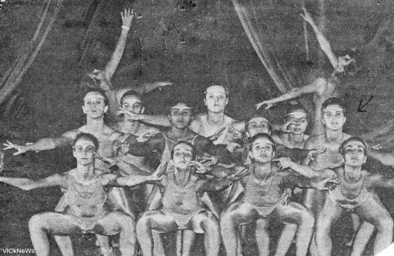 01 - Rose Ballet, coreografia by Eder Cardoso