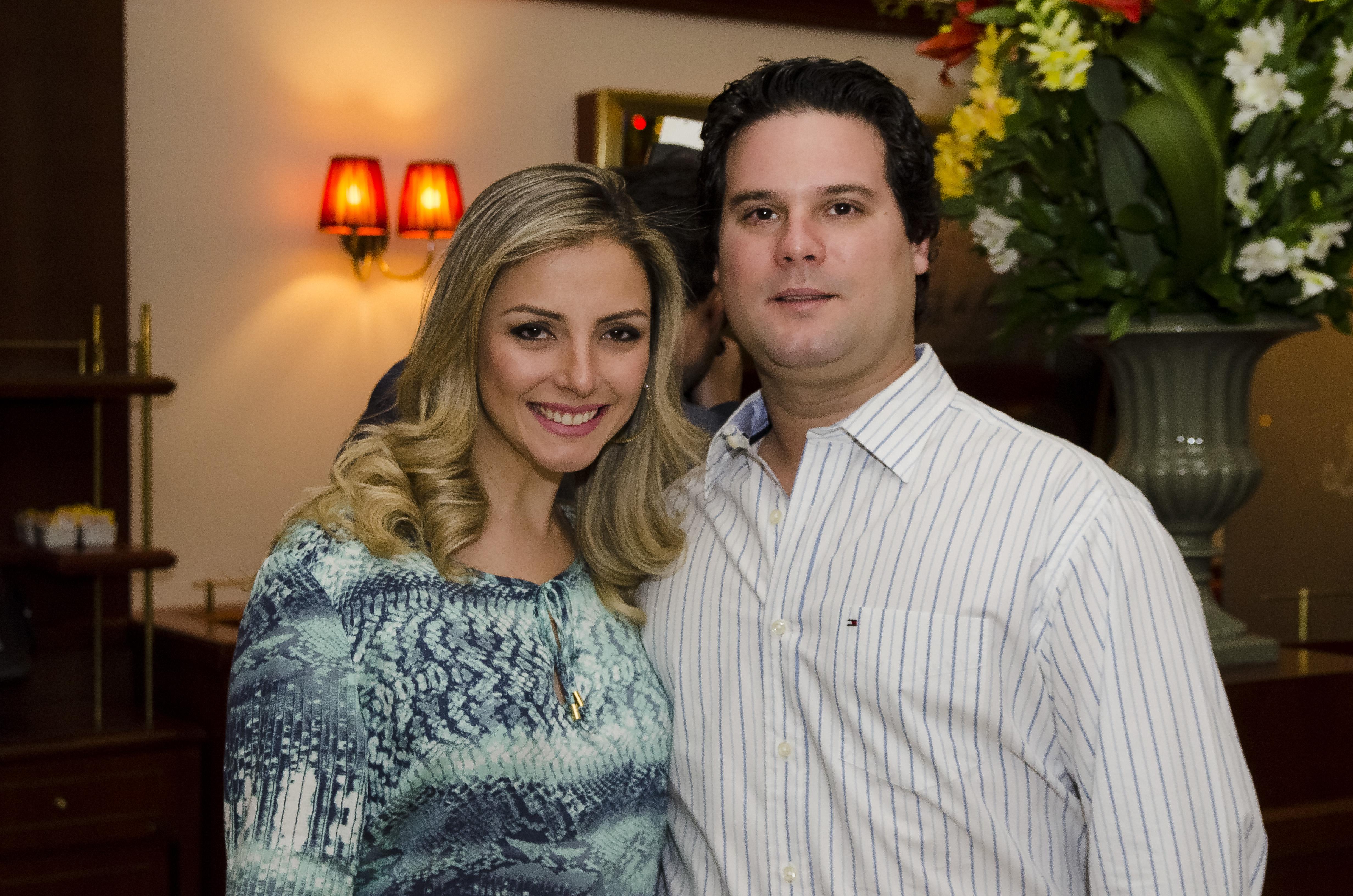 Natalia Pastore e Guilherme Baldussi