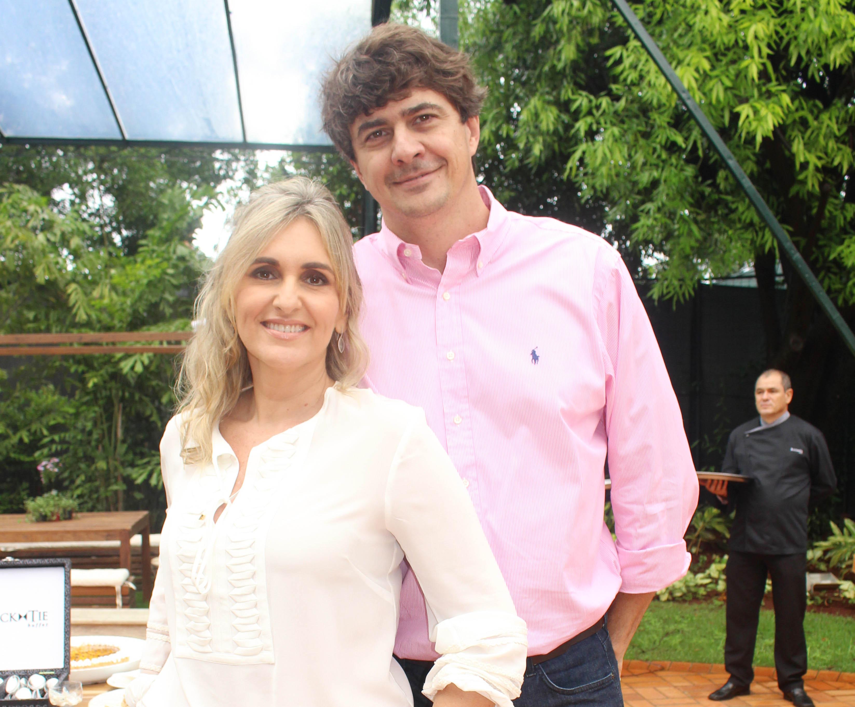 Elaine e Aloysio Criscuolo