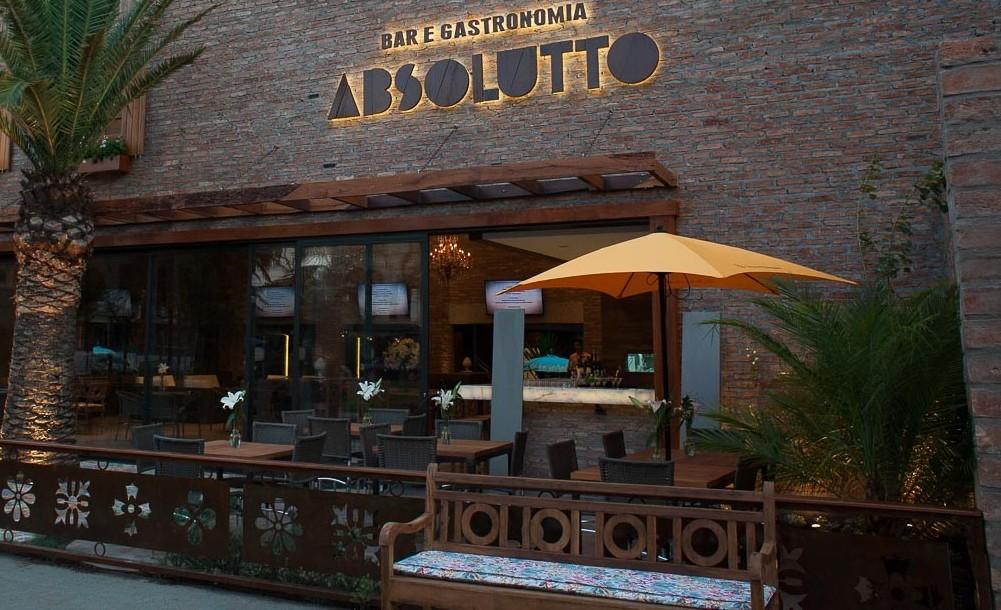 Inauguração do Absolutto