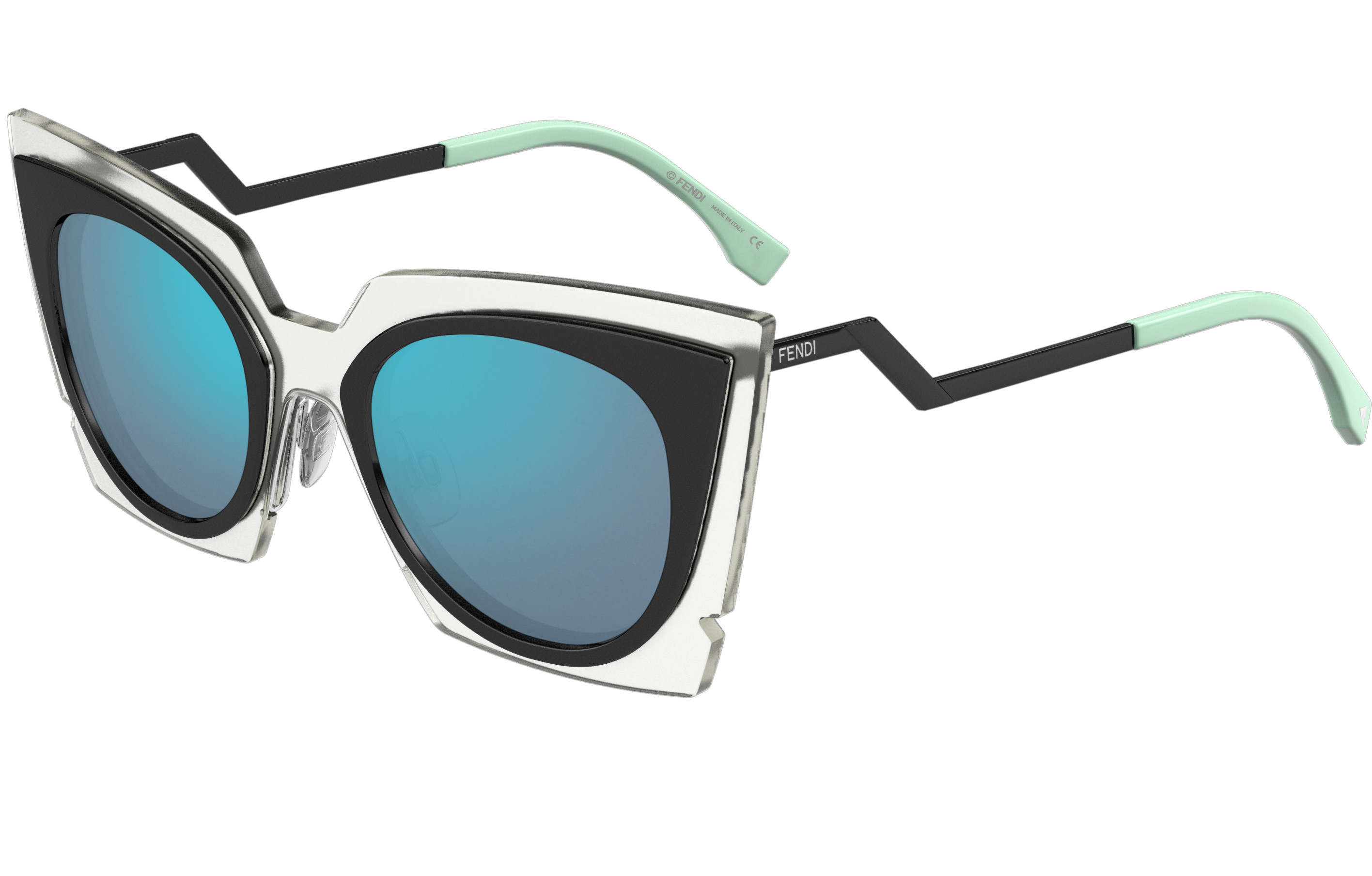 01_FENDI SS2015_Orchidea Sunglasses