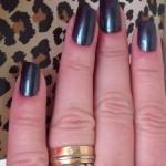 BELEZA:Os esmaltes metalizados invadem os salões