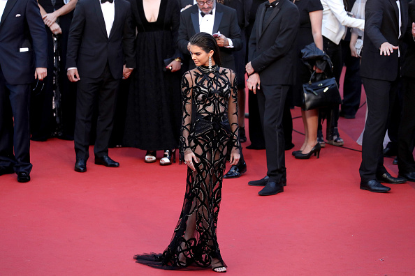 "CANNES, FRANCE - MAY 15: Model Kendall Jenner attends the ""From The Land Of The Moon (Mal De Pierres)"" premiere during the 69th annual Cannes Film Festival at the Palais des Festivals on May 15, 2016 in Cannes, France. (Photo by Andreas Rentz/Getty Images)"